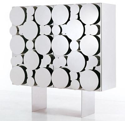 Espejos originales noticias de muebles moblerone for Espejos circulares pared